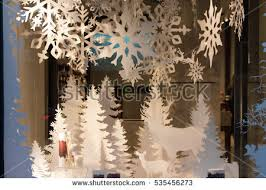 Christmas Window Sill Decorations Uk by Christmas Window Stock Images Royalty Free Images U0026 Vectors