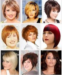 20 collection of short haircuts for heavy set woman