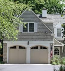 flush garage door exterior contemporary with entry modern door levers