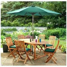 patio table and chairs with umbrella hole small patio furniture with umbrella offset umbrella patio umbrellas