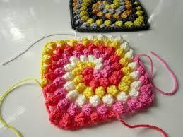 tutorial piastrelle uncinetto come fare mattonella a uncinetto con spirali colorate tutorial