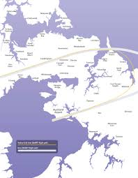 Air New Zealand Route Map by Smart Approaches