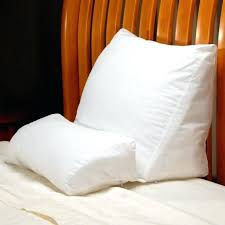 bed rest pillow removable cover bed rest pillow bed rest pillow removable cover bed pillow covers