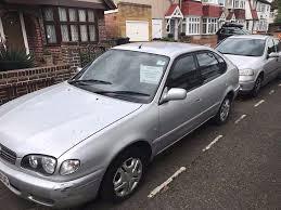 Toyota Corolla 2001 S Toyota Corolla 2001 Mot 5 Door Need Attention In Hounslow