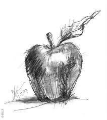 the daily sketch duane eells apple pencil sketch