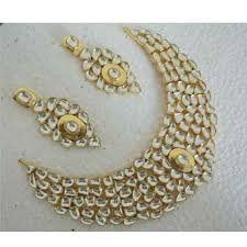 earring necklace sets wedding images Kundan bridal jewellery sets ii bridal jewellery set with price jpg