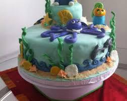 octonauts birthday cake octonauts cake topper etsy