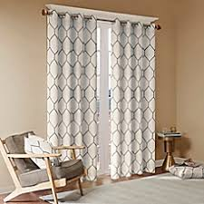 Drapery Puller Standard Curtain Panel Sizes Bed Bath U0026 Beyond