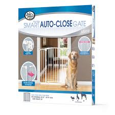 Four Paws Comfort Control Harness Four Paws Auto Closing Gate Extra Wide