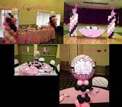 Baby Shower Decorations Ideas by Pink Safari Baby Shower Decoration Idea Baby Shower Kids Party