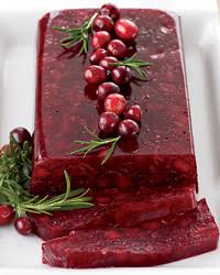 the bitten word thanksgiving 2009 jellied cranberry sauce with