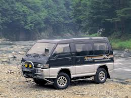 mitsubishi van jdm dream project delica part 1
