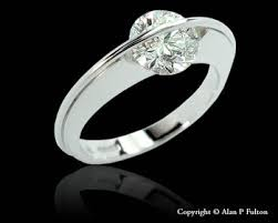 different engagement rings alan p fulton engagement rings jewellery designer all that