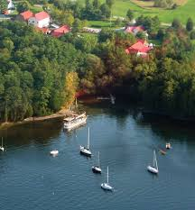 the life aquatic setting sail for the lake champlain maritime