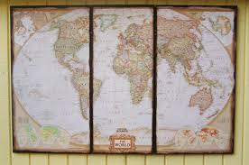 World Map Wall Decor 20 Best Collection Of Old World Map Wall Art Wall Art Ideas