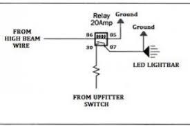 diagrams for wiring an led spotlight bar diagrams wiring diagrams