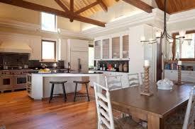 Interior Of A Kitchen Five Beautiful Open Kitchen Interior Designs