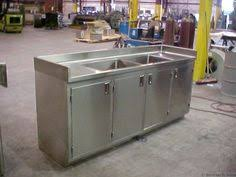 Sinks Stainless Steel Kitchen by Stainless Steel Kitchen Sink Cabinet Catering U0026 Kitchens 100