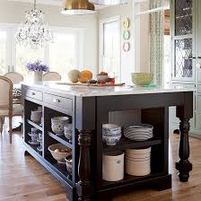 kitchen island with open shelves 55 great ideas for kitchen islands the popular home within island