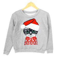 cat sweater cats the sweater shop