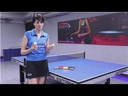 table tennis and ping pong table tennis difference in ping pong balls youtube