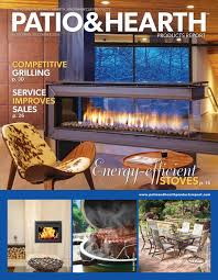 Hearth And Patio Richmond Va by Patio U0026 Hearth Products Report November December 2016 By Peninsula