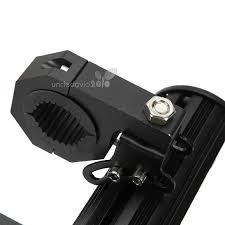 roll bar mount led light mounting bracket light cl bull bar roof roll cage 1 5 2 tube