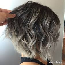 pics of lo lites in short white hair image result for silver highlights with dark low lights short