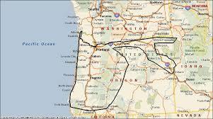 map of oregon portland portland oregon harvest food distributors