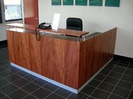 Diy Reclaimed Wood Desk Diy Reception Desk Reception Desks Diy Reclaimed Wood Reception