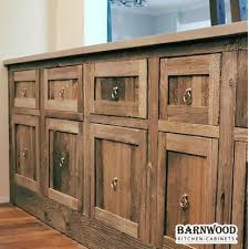 rustic barn wood kitchen cabinets finishes
