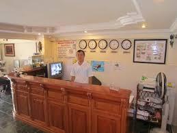 check in desk picture of fancy guest house phnom penh tripadvisor