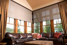 Large Window Treatments by Window Coverings For Large Windows