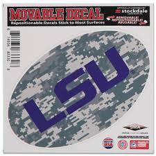 lsu alumni sticker lsu decals lsu tigers stickers lsu clings