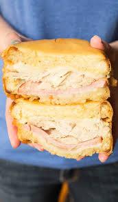 thanksgiving leftovers monte cristo sandwich recipe