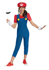 Costumes Halloween Girls Mario Luigi Halloween Costumes Halloweencostumes