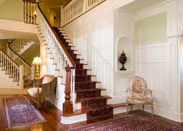 Traditional Staircase Ideas Tips U0026 Ideas Fabulous Traditional Staircase With Decorative Wall