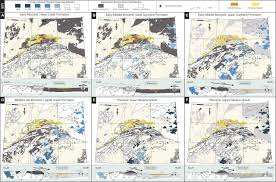 Healy Alaska Map by Detrital Zircon Record Of Neogene Exhumation Of The Central Alaska