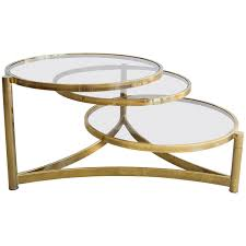 brass tables for sale coffe table swivel coffee table gloss white rondo contemporary