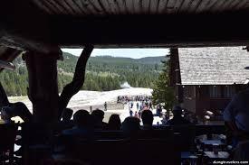 Old Faithful Inn Floor Plan by Old Faithful Area In Yellowstone U2013 Dang Travelers