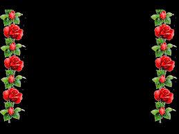 Wallpaper Border Designs Red Roses And Green Leaf Border Design 2016 Sadiakomal Border