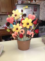 my own cheaper version of an edible arrangement for mother u0027s day