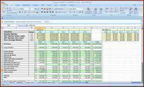 Excel Business Templates Microsoft Excel Accounting Software Free Free Small