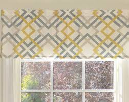 Where To Buy Window Valances Straight Yellow Window Curtains Yellow Kitchen Window