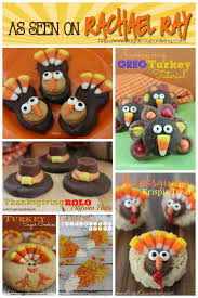 20 easy and thanksgiving food crafts