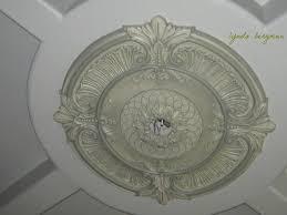 lynda bergman decorative artisan painting a beautiful ceiling