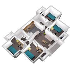 Cheap One Bedroom Apartments In San Antonio University Oaks On Campus Utsa Student Apartments