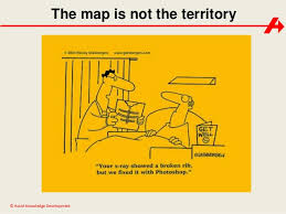 the map is not the territory business architecture paul turner