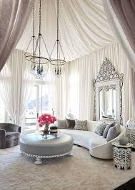 How To Drape Fabric From The Ceiling Essential Elements Of French Country Style Decor