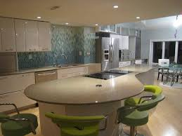 glass tiles kitchen backsplash custom gradients